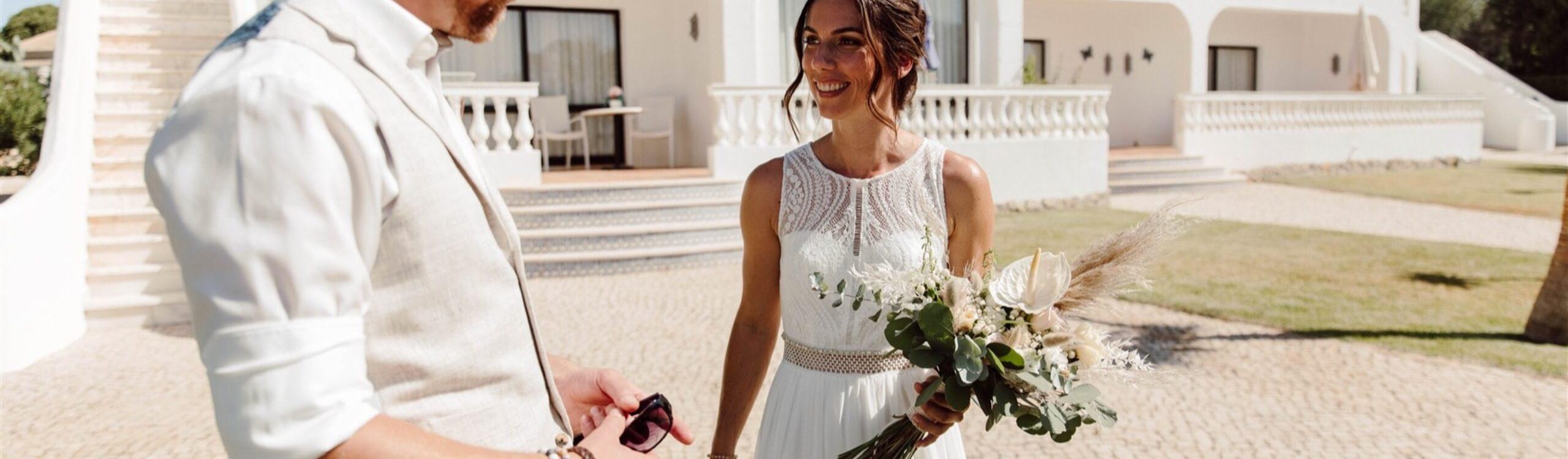 Mariage en Algarve